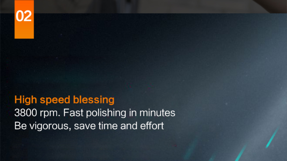 High Speed Blessing