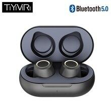 In Wahre Ohr Knospen Mini Ohrhörer TWS Twins Bluetooth 5,0 Kopfhörer Drahtlose Kopfhörer mit Dual Micr für iPhone X Samsung