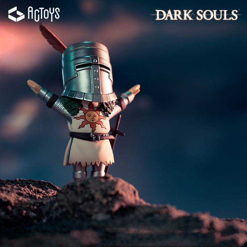 Original Dark Souls Series Blind Box Toys Doll  6 Style Random one Cute Anime Figure Gift For Boyfriend