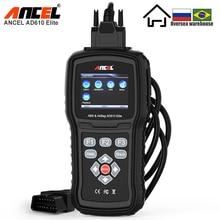 Code-Reader Airbag Car-Diagnostic-Tool Ancel Ad610 Automotive-Scanner Free-Update EOBD