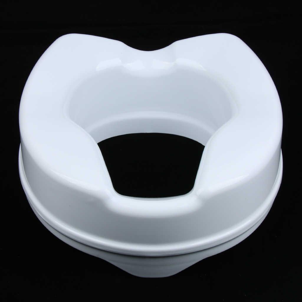 Groovy Durable Toilet Seat Riser Raised Safety Chair Extender Seat Uwap Interior Chair Design Uwaporg