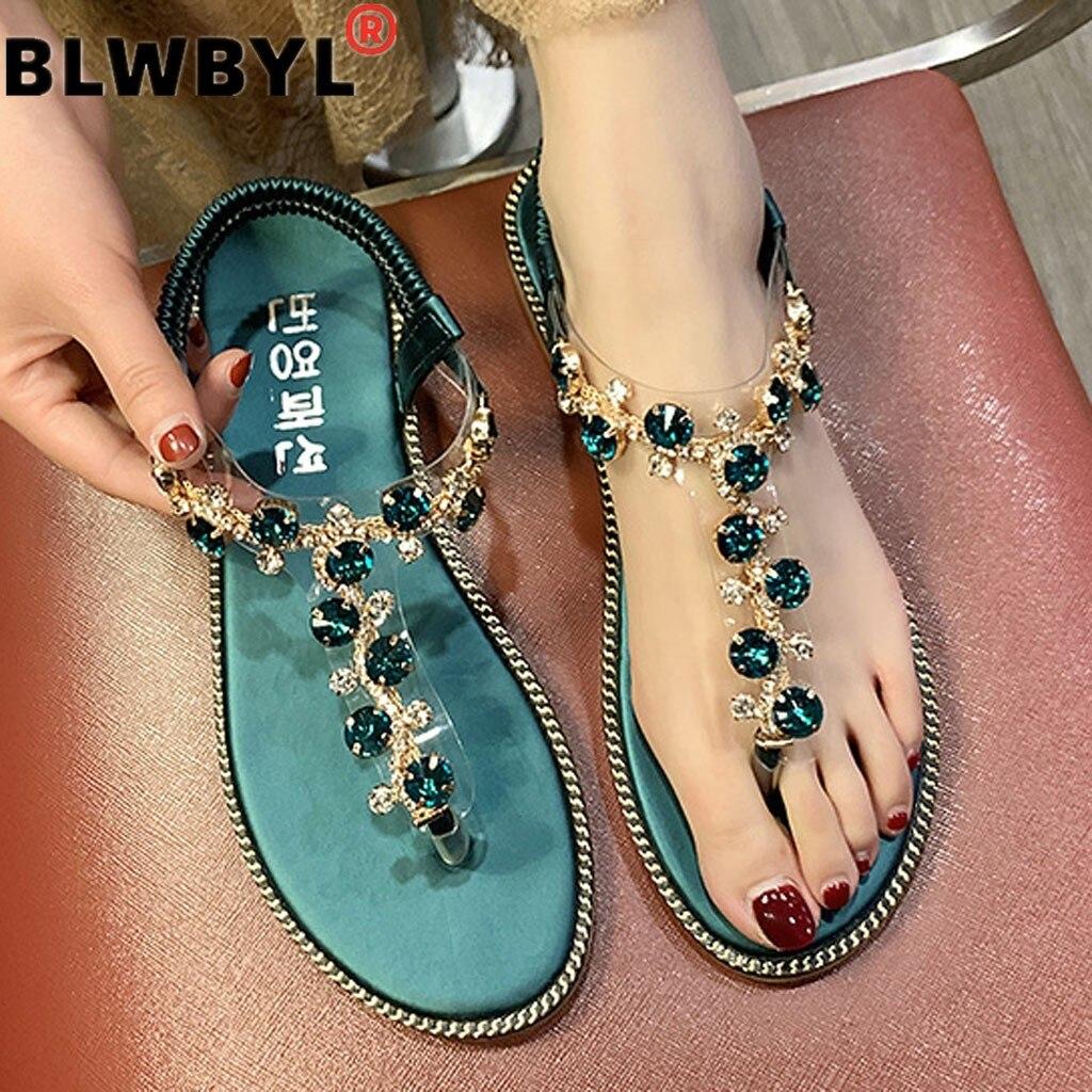 Fashion Women Sandals For 2020 Luxury Shoes Women Designers Beach Sandals Platform Ladies Shoes Light Breathable Roman Shoes