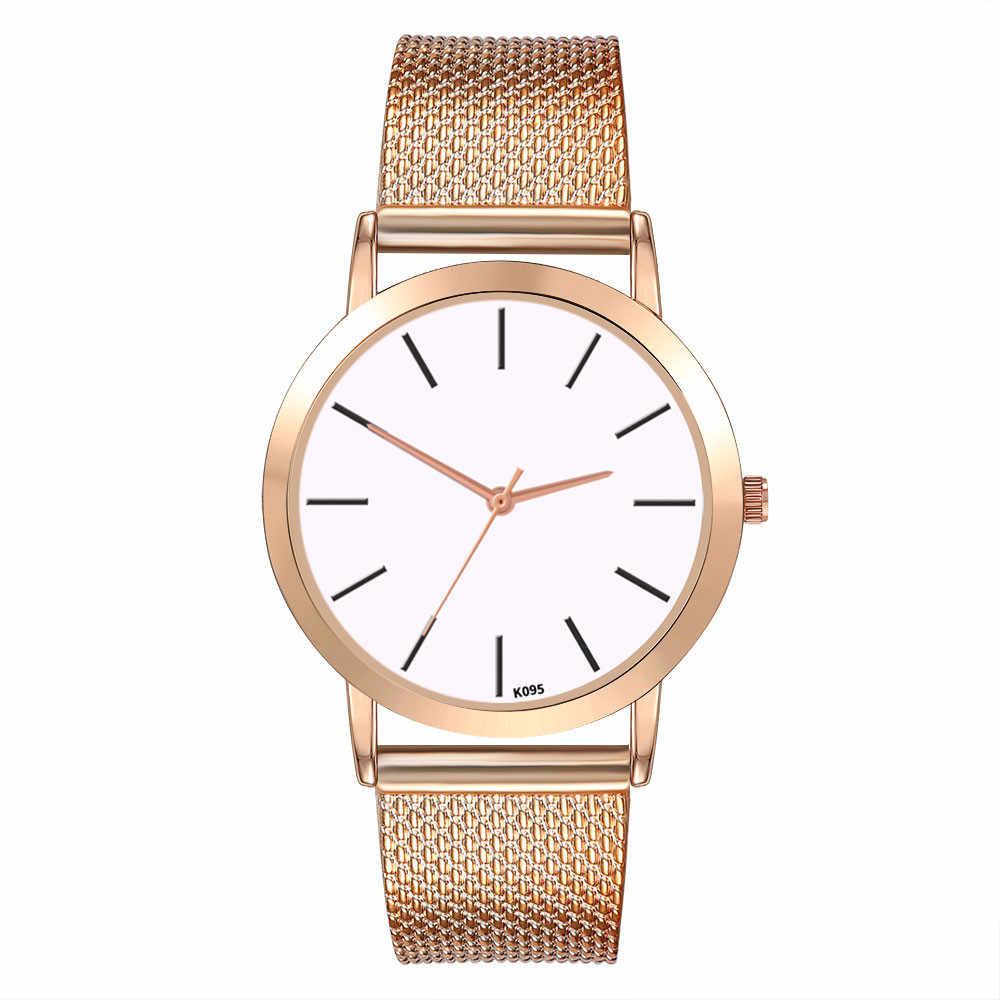 Mujer relojes correa de cuero marca reloj de cuarzo pulsera para las mujeres vestido relojes de mujer reloj Zegarki Damskie часы женские
