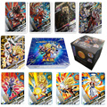 ГОРЯЧАЯ Оригинальная Стрекоза игровая коллекция карт Flash 3D Shining Super Z Battle Board Cards