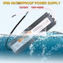 12V 24V Netzteil IP67 IP68 Outdoor Wasserdicht Transformator 110V 220V AC zu DC Led-treiber 10W 20W 50W 100W 150W 200W 300W 400W