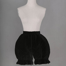Thick Lolita Bloomers for Winter Cosplay Shorts by Classical Puppets