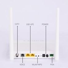 5 sztuk BTPON xpon gpon ont 1ge catv wifi catv router 1catv + 1ge + 1fe + tel pon catv epon onu BT 211XR