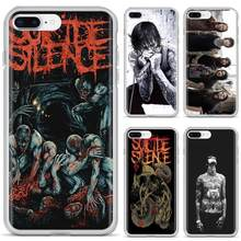 Mitch Lucker Suicide Silence Poster Lembut Case Housing untuk Samsung Galaxy A10 A30 A40 A50 A60 A70 S6 Aktif Catatan 10 Plus Edge M30(China)