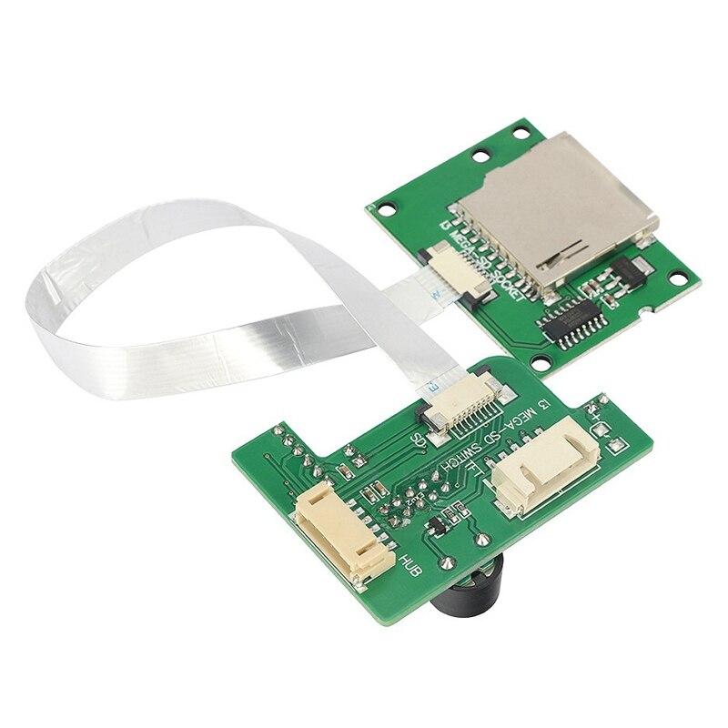 Anycubic I3 Mega Mega S 3D Printer Accessories SD Card Adapter Board Module Set