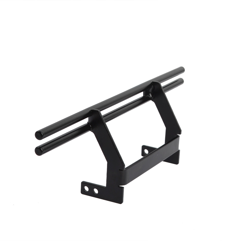 RC Crawler TRX4 Metal Rear Bumper For 1/10 Traxxas TRX-4 G500 Upgrade Parts