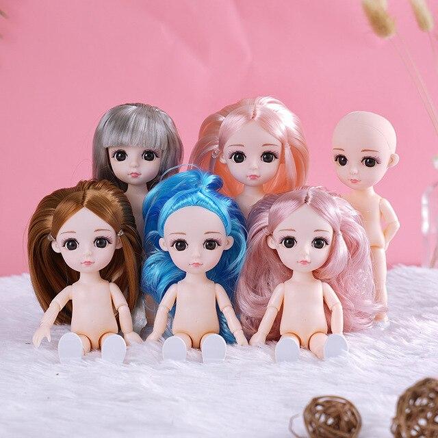 Шарнирные куклы 16 см. 1