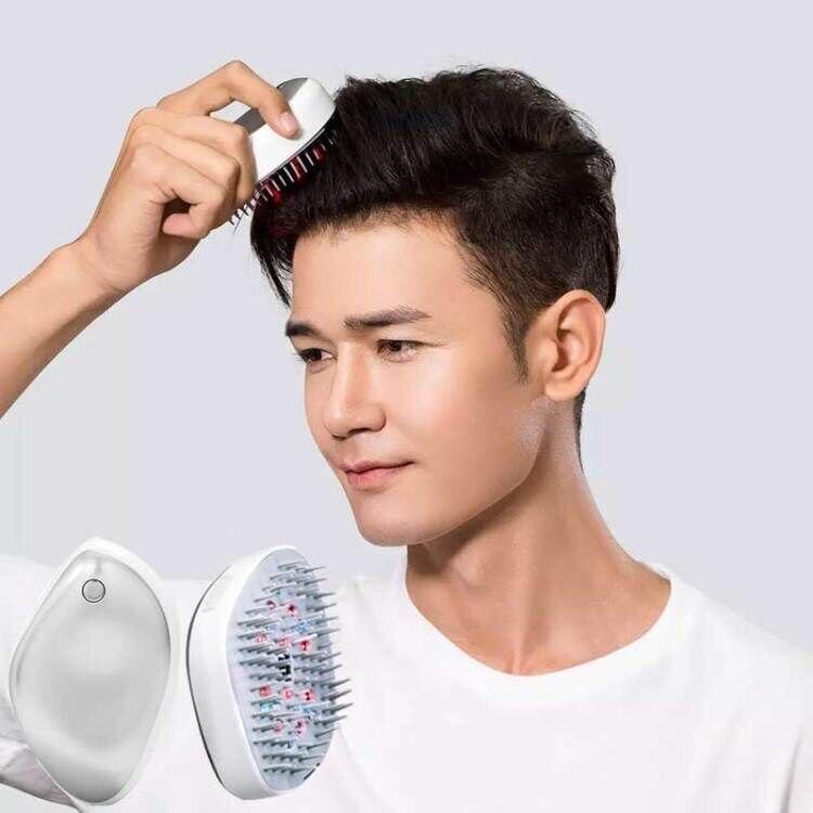 Xiaomi Cellight LLLT Electric Laser Hair Comb Health Growth Anti-Hair Loss Scalp Massage Comb Brush Hair Regrowth Hairbrush