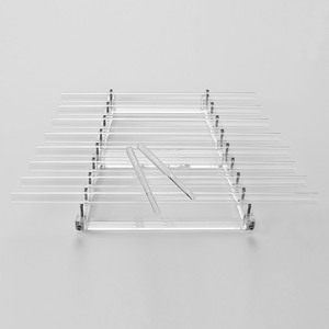 Image 2 - Arpa de cristal de 432Hz para cantar llave C, 8 notas de curación para terapia de sonido con mazos, funda de transporte de aluminio, instrumento Musical Xilófono