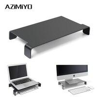 AZiMiYO Aluminum Laptop Stand Notebook Cooling Bracket For MacBook mac office Expand space bracket Computer Accessories