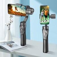 Stabilizzatore Orsda giunto cardanico 3 assi Smartphone azione videocamera Gopro PTZ stabilizzatore portatile cellulare per telefono Xs Xr X 8 Plus 11 Vlog