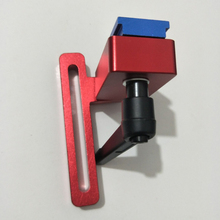 Woodworking Portable Tool Professional Slide Slot Easy Use DIY Durable Aluminum Alloy T-track Stopper