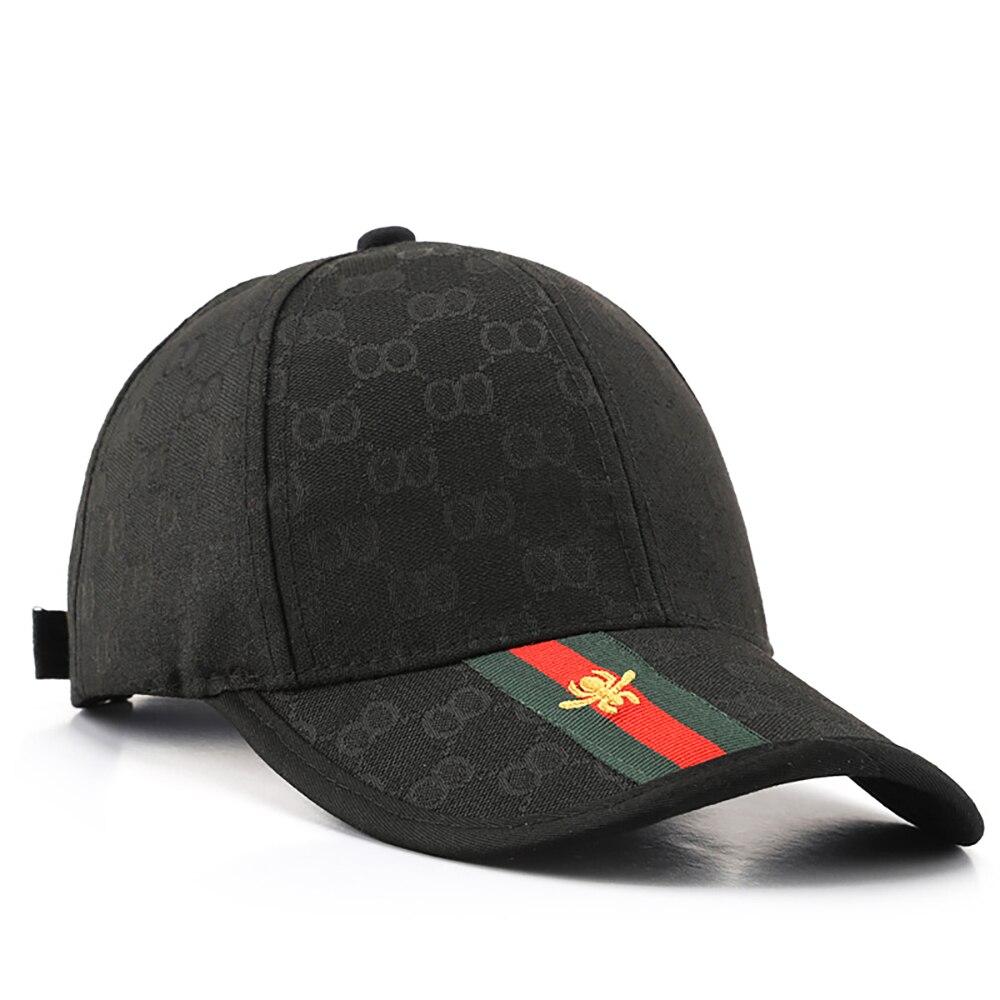 Canvas Hat Outdoor Peaked Cap Unisex Sun Hat Stripe Baseball Cap Czapka Z Daszkiem Large Size Baseball Caps