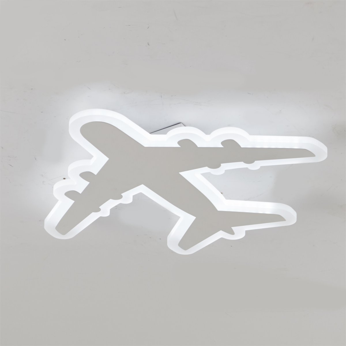 Acrylic Aircraft LED Ceiling Light Lamp Best Children's Lighting & Home Decor Online Store