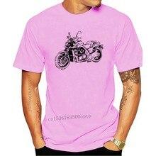 2020 New Summer Men Hip Hop Tee Shirt Japan Motor VMAX T-Shirt Street Motorcycle V MAX Slim T-shirt