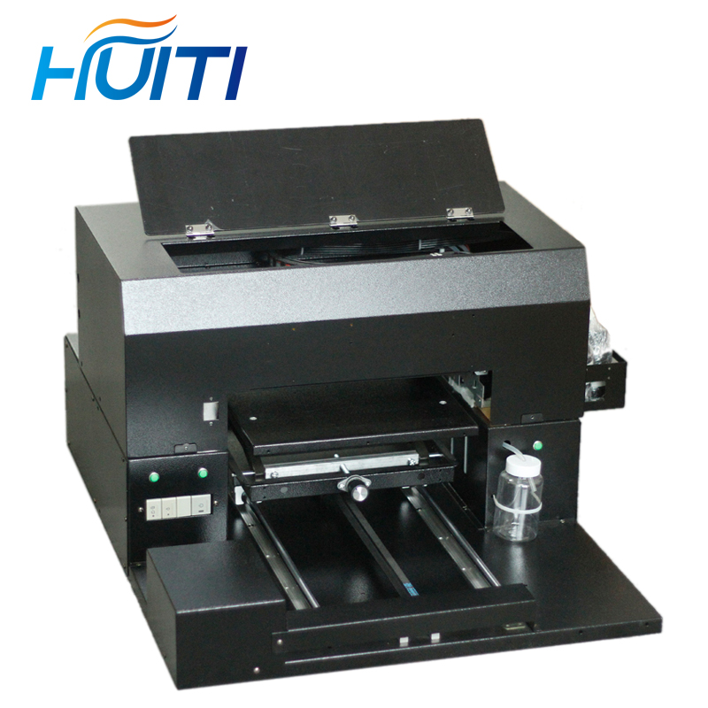 Huiti,Personalized Custom UV Printer, Small Smartphone Shell Photo Matte Embossed 3D Printer Equipment,6-color,a3 Size