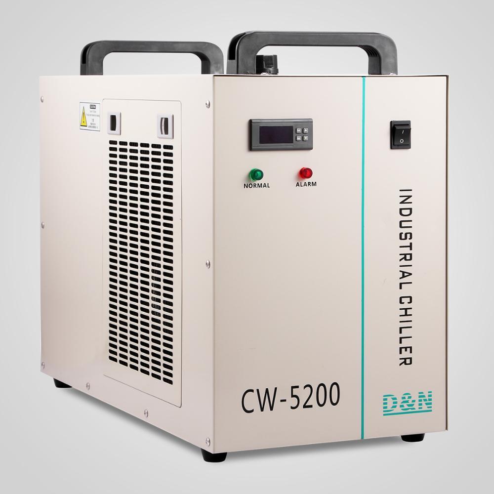 Co2 Laser Water Chiller CW 5200 Industrial Chiller 220v 50/60hz