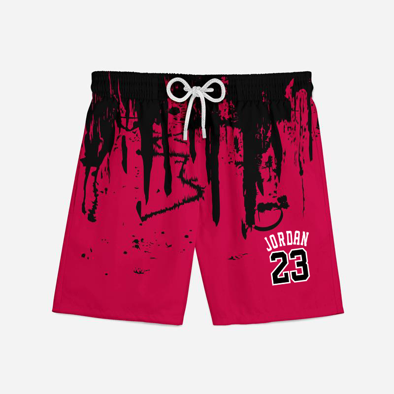 2019 new camouflage sports print shorts