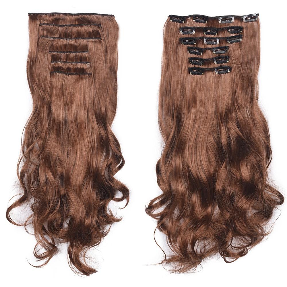 Cheap Extensões de cabelo sintéticas