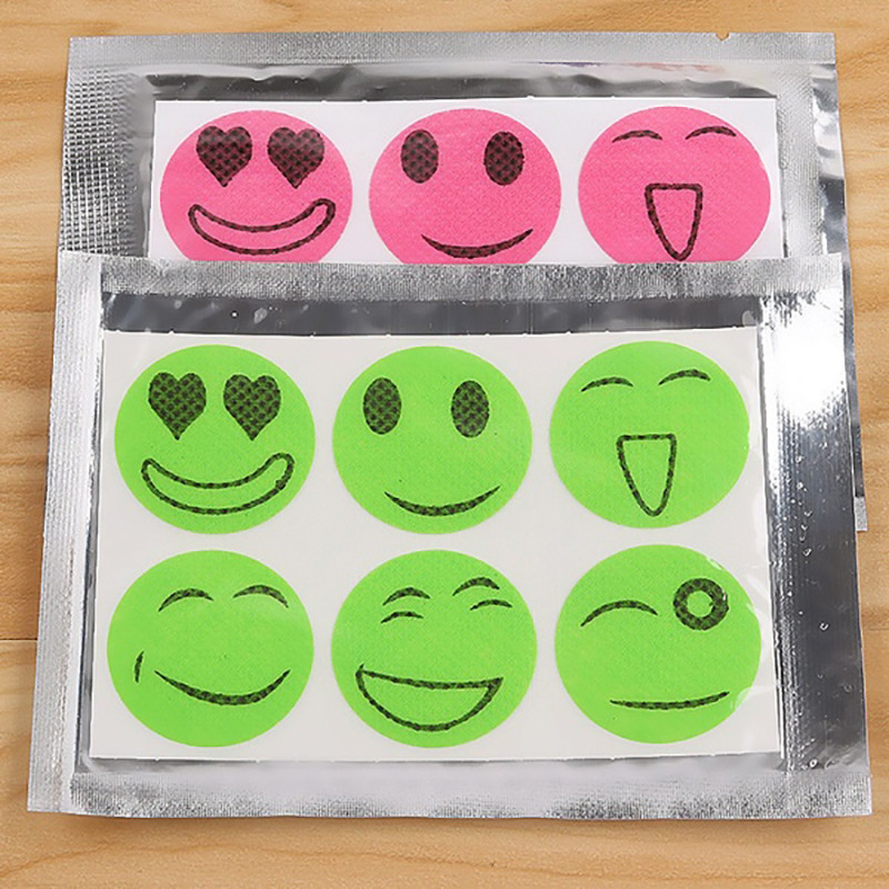 Mosquito Repellent Stickers (14)