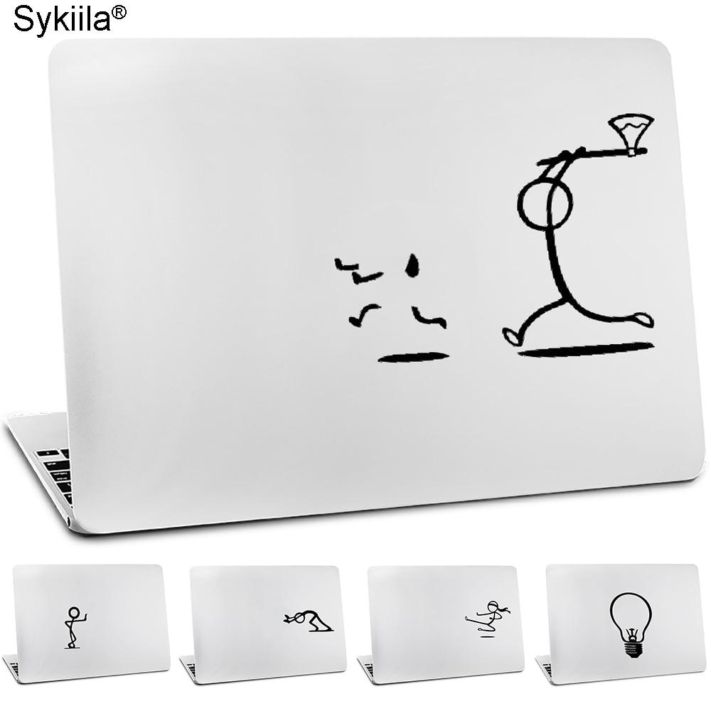 Виниловая наклейка для Macbook Air 11 12 13 Pro 13 15 16 Touch Retina, наклейка на стену для ноутбука, стикера для iPad