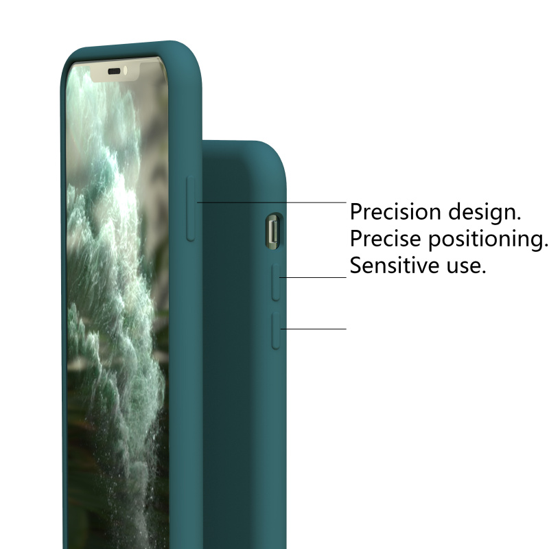 High Quality Official Original Silicone Case for iPhone 11 Pro Max 4