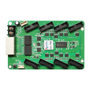 Image 3 - Colorlight 5A 75B LED מלא צבע וידאו תצוגת סינכרוני כרטיס בקרת LED מסך כונן לוח 5A 5A 75 קבלת כרטיס LED