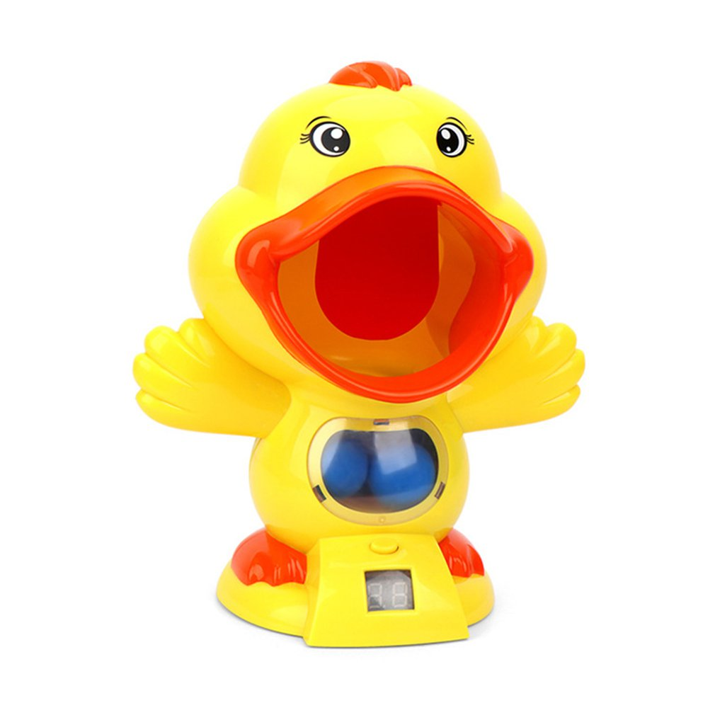 Slap Mouth Monkey Hit Me Duck Shooting Toy Children Eat Chicken Soft Bullet Tool Toy Children'S Educational Toy