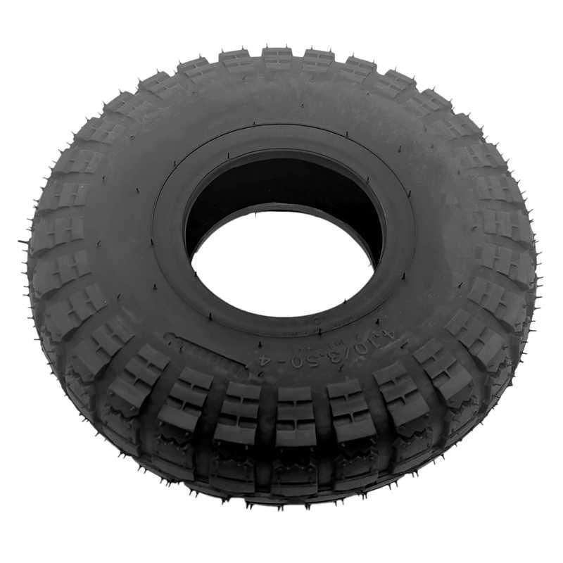 4,10/3,50-4 410/350-4 ATV Quad Go Kart 47Cc 49Cc grueso 4,10-4 tubo interior de neumáticos se adapta a todos los modelos 3,50-4 neumáticos de 4 pulgadas