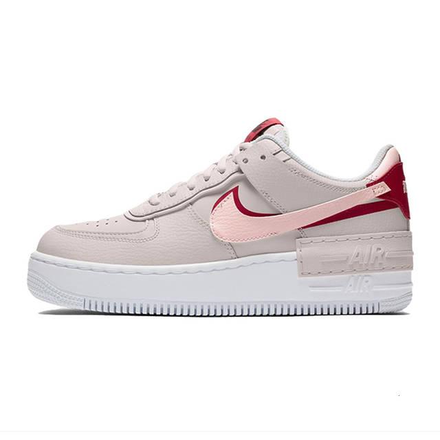 Nike Donna Wmns Air Force 1 07 White Scarpe Sportive Bianco