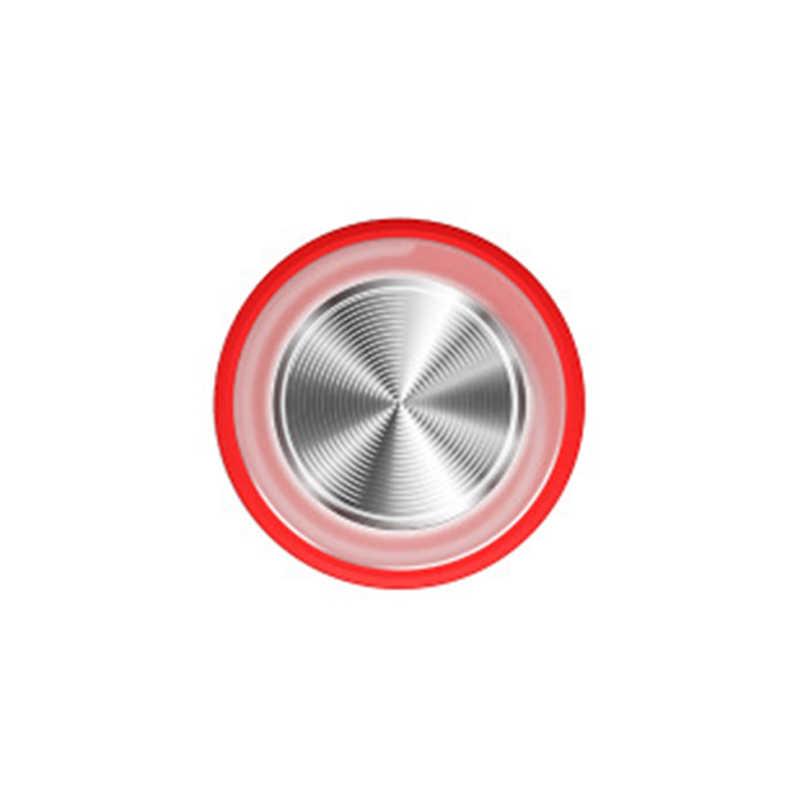 Mando de juego redondo Q8 PLUS, Mando de botón para teléfono móvil, tableta, Mando de juego, Joystick para IOS, teléfono Android, con Joystick