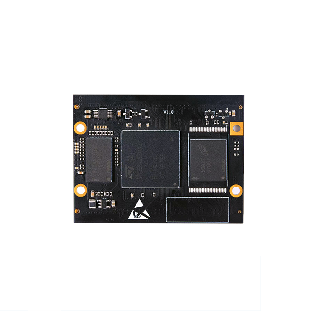 Taidacent STM32MP157 Core Development Board CortexA7 Heterogeneous Dual-core Microprocessor 512MB+4GB Embedded Development Board