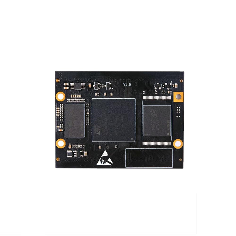 Taidacent STM32MP157 Core Development Board CortexA7 Heterogeneous Dual-core Microprocessor 512MB+4GB Embedded Development Board
