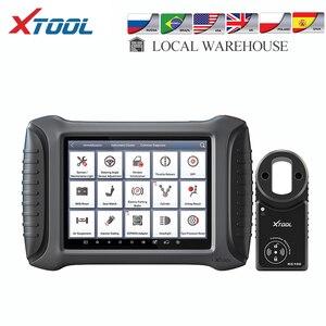 Автомобильный диагностический инструмент XTOOL X100 PAD3 2020, диагностический инструмент OBD2 для Toyota, lexus