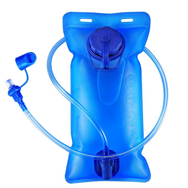 Сумка для воды 2л водный Пузырь Модернизированный герметичный резервуар для воды замена гидратационного пакета с быстроразъемным