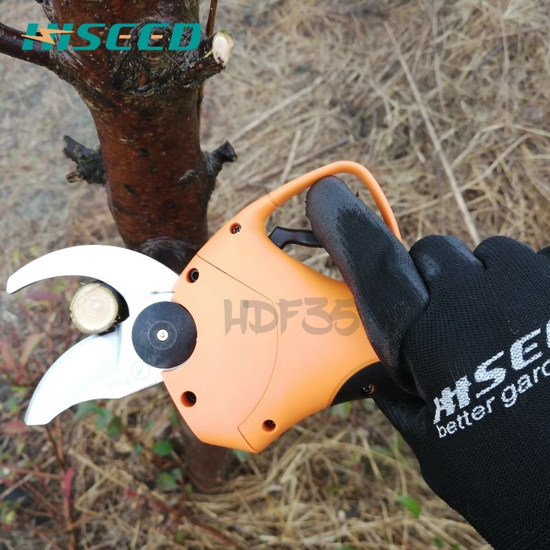 Professional Electric Automatic Pruning Shears For Trimming Hedges Solitary|Electric Scissors| |  -