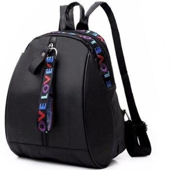 Женский мини-рюкзак из ткани Оксфорд, сумка на плечо для девочек-подростков, Многофункциональный маленький рюкзак, Женский чехол для телефо...
