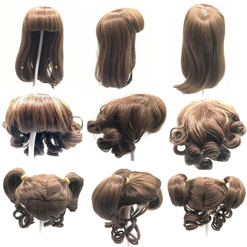 parrucche per bambole reborn