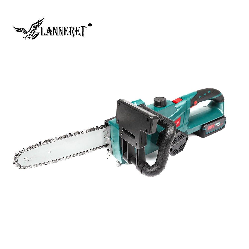 LANNERET 5 IN 1 Hedge Trimme Chain Saw  Grass Trimmer 20V With Telescopic Pole Cordless Chainsaw Garden Trimmer Garden Tools Set