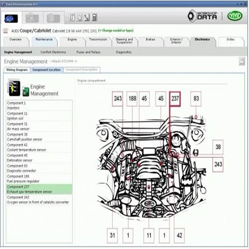 lowest price 2020 Hot Auto motive Vivid Workshop data car Auto Repair Software 2010 Vivid Workshop DATA 10 2 download link  CD Free shipping