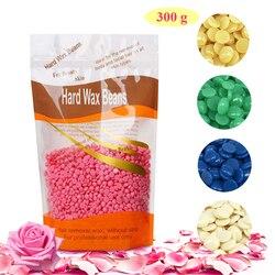 300g/pack 10 kinds Wax For Depilation Hair Removal Cream Wax Beans Depilatory Hot Women Bikini Brazilian No Strip Hard Waxing