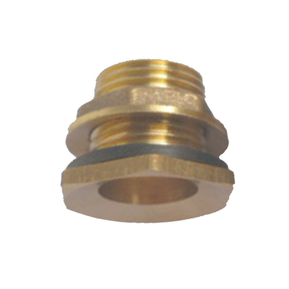 Soild Adapter Male Water Tank Connector Female Accessories Straight Theaded Home Hose Stainless Steel Fitting Brass Garden