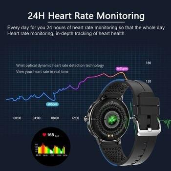 MELANDA New Fashion Smart Watch Men Women Sport Waterproof IP68 Sleep Heart Rate Fitness Tracker 2021 Smartwatch for IOS Android 4