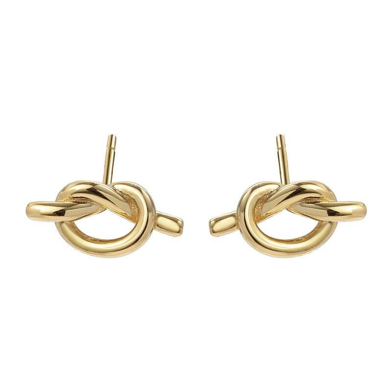 S'STEEL Stud Earrings For Women 925 Sterling Silver Earings Korean Minimalist Earring Statement Earing Aretes De Mujer Jewellery