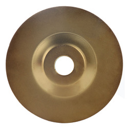 Cortador de esmerilado de cristal de la taza de la rueda de molienda de diamante de 16mm herramienta rotativa de la rueda de corte del ángulo del afilador de piedra del Círculo