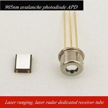 905nm Silicon Avalanche Photodiode APD500um Laser Ranging Radar Empfänger rohr